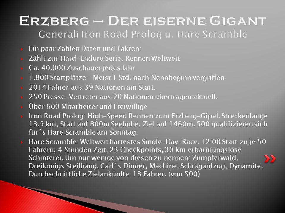  AUER Markus  Top 5 Ergebnisse ACC – Klasse PRO  Platz 61 beim Generali Iron Road Prolog  Platz 132 beim Hare Scramble  Kaolinwerkrennen.