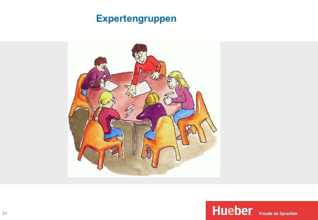Expertengruppen 14