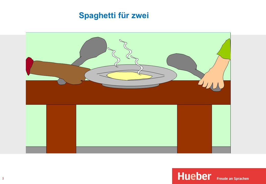 Spaghetti für zwei 5
