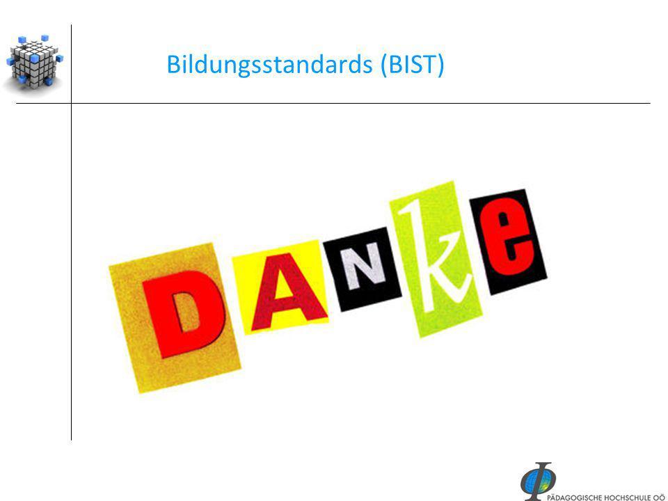 47 Bildungsstandards (BIST)