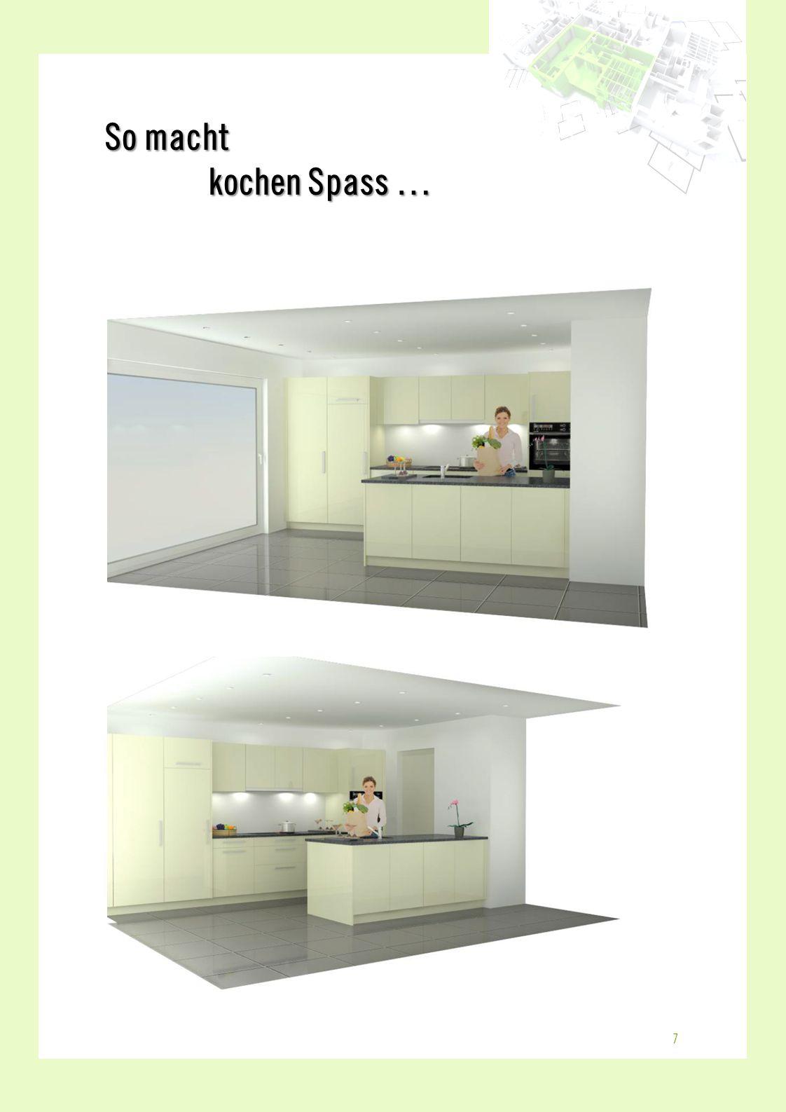So macht kochen Spass … 7