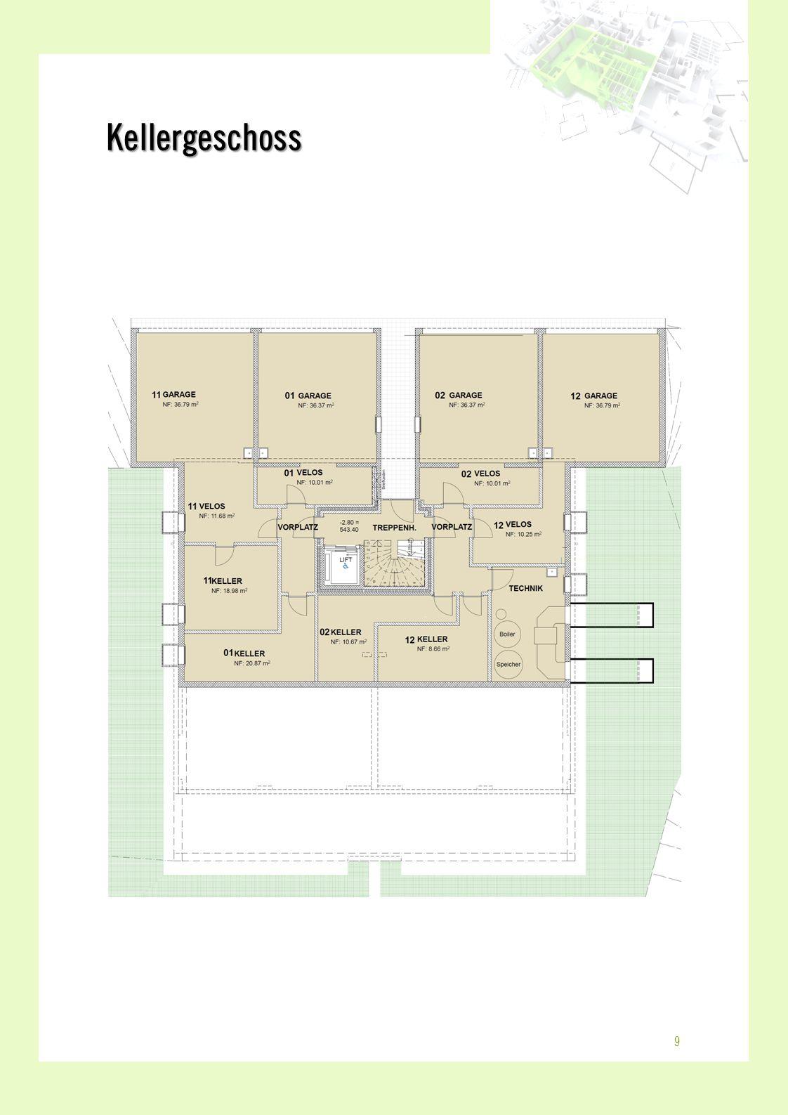 Kellergeschoss 9