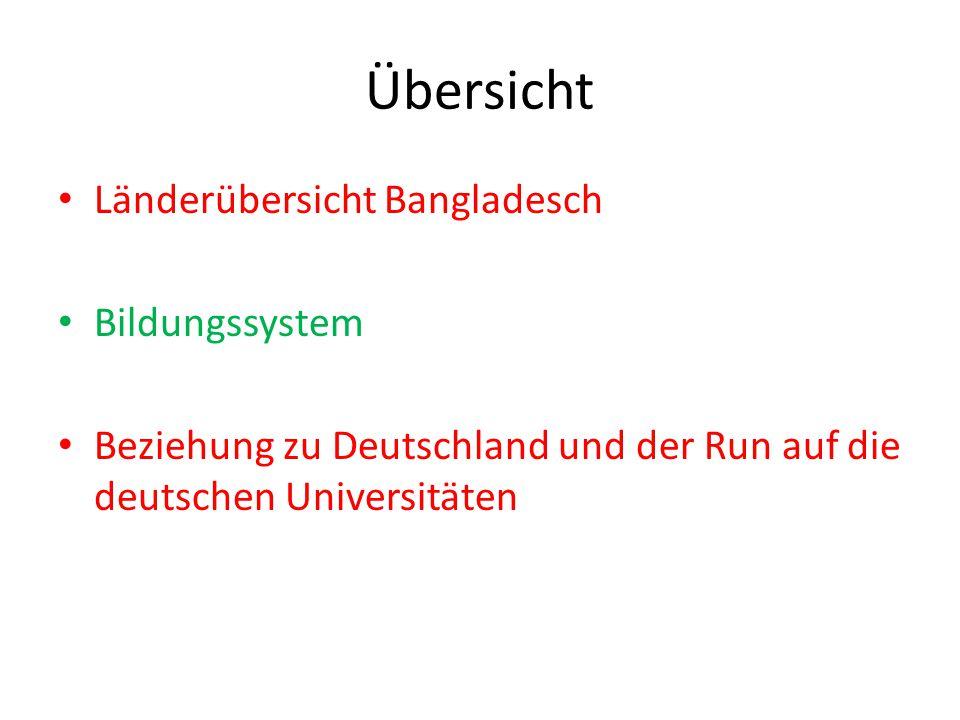 Die Universitätslandschaft 2 verschiedene Universitätstypen: - öffentliche(staatlich subventioniert): 34 - 320.000 Studierende/110.000 Frauen - private: 60 280.000 Studierende /71.000 Frauen insgesamt: 620.000 Studierende an etwa 94 Universitäten