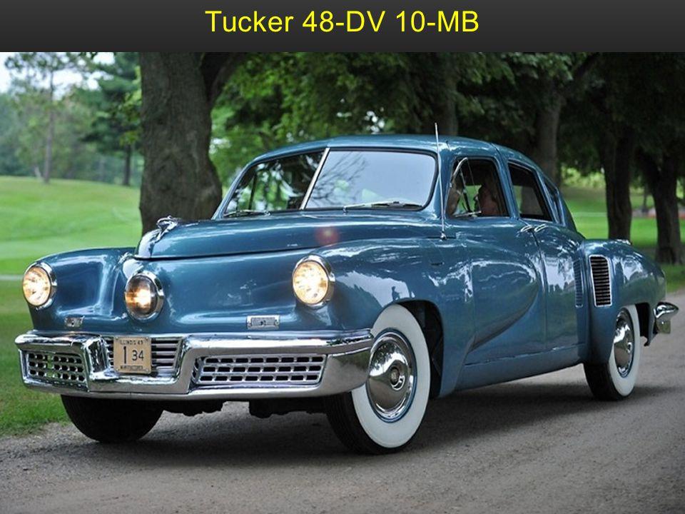 Tucker 48-1008-DV-GG