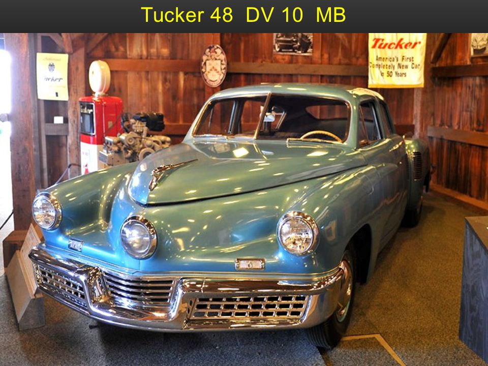 Tucker 48-DV 10-MB
