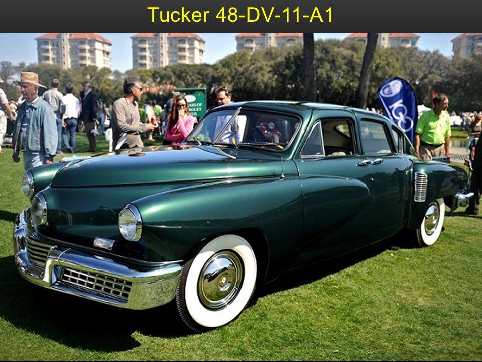 Tucker 48-DV-11-A1