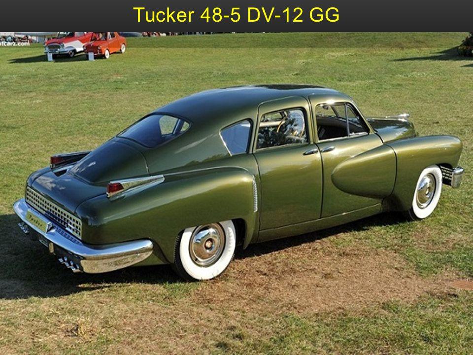 Tucker 48-5 DV-12 GG