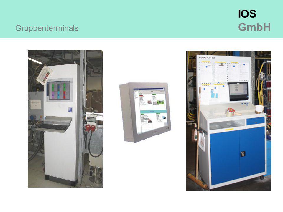 IOS GmbH Gruppenterminals