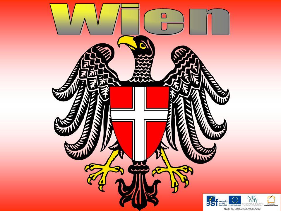 ein politisches, kultureles und wirtschaftliches Zentrum Österreichs liegt im Nordosten an der Donau 1,7 Mio.