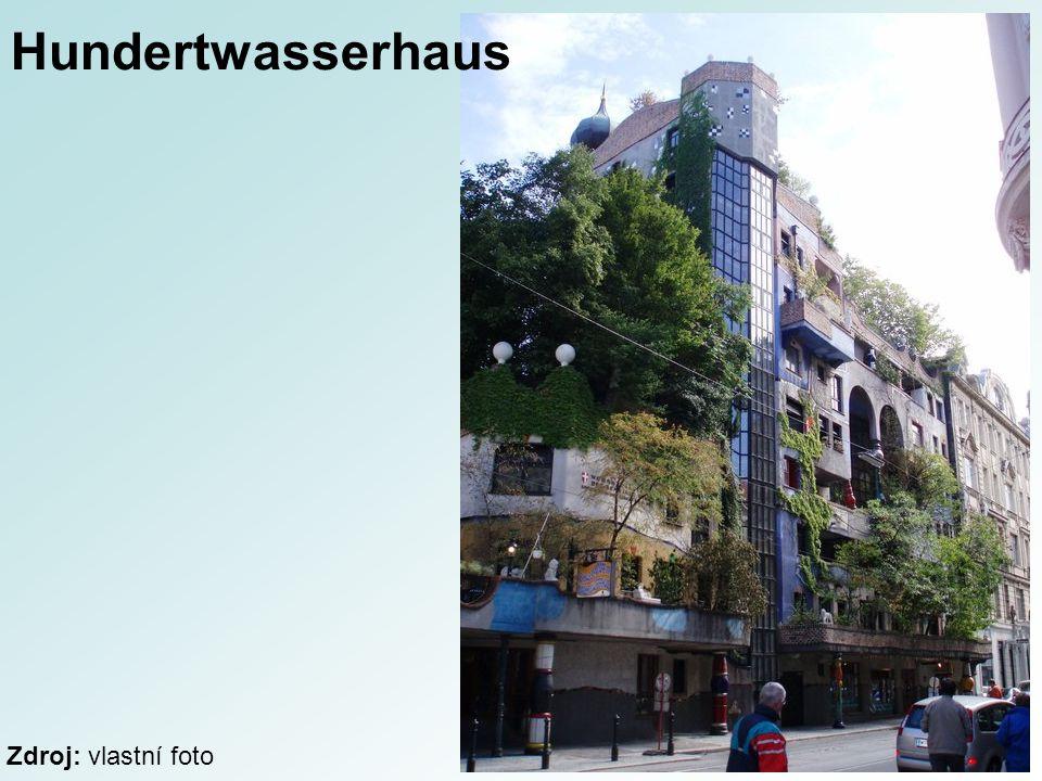 Hundertwasserhaus Zdroj: vlastní foto