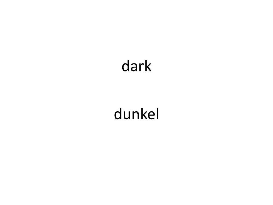 dark dunkel