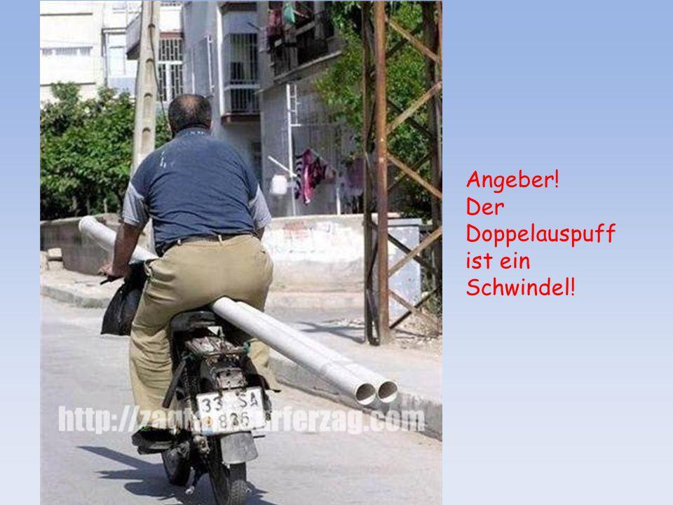 So anmutig fahren nur Chinesinnen mit dem Moped