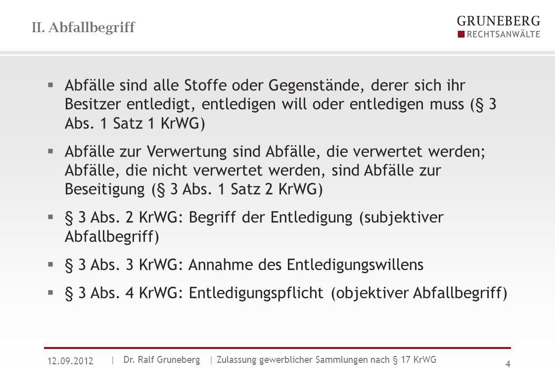 VII.Höherwertigkeitsnachweis, § 17 Abs. 3 S. 4 ff.