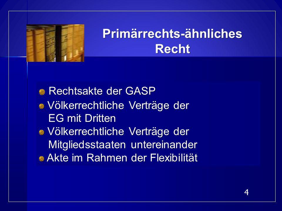 3 Gründungsverträge (Pariser Vertrag, Römische Verträge) Anhänge, Protokolle etc. Anhänge, Protokolle etc. Vertragsrevisionen (EEA, Vertragsrevisionen