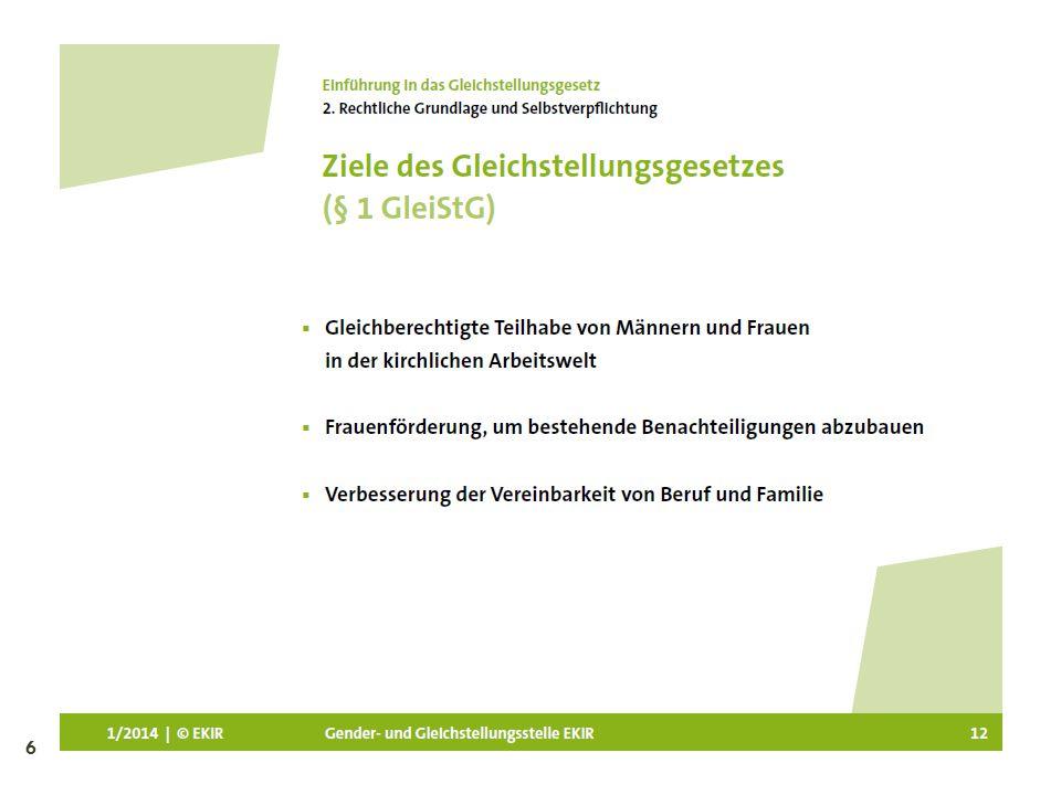 3. Ansatzpunkt: Das Personalplanungsgesetz vom 13. Januar 2012 5. November 2014 Heike Moerland 17