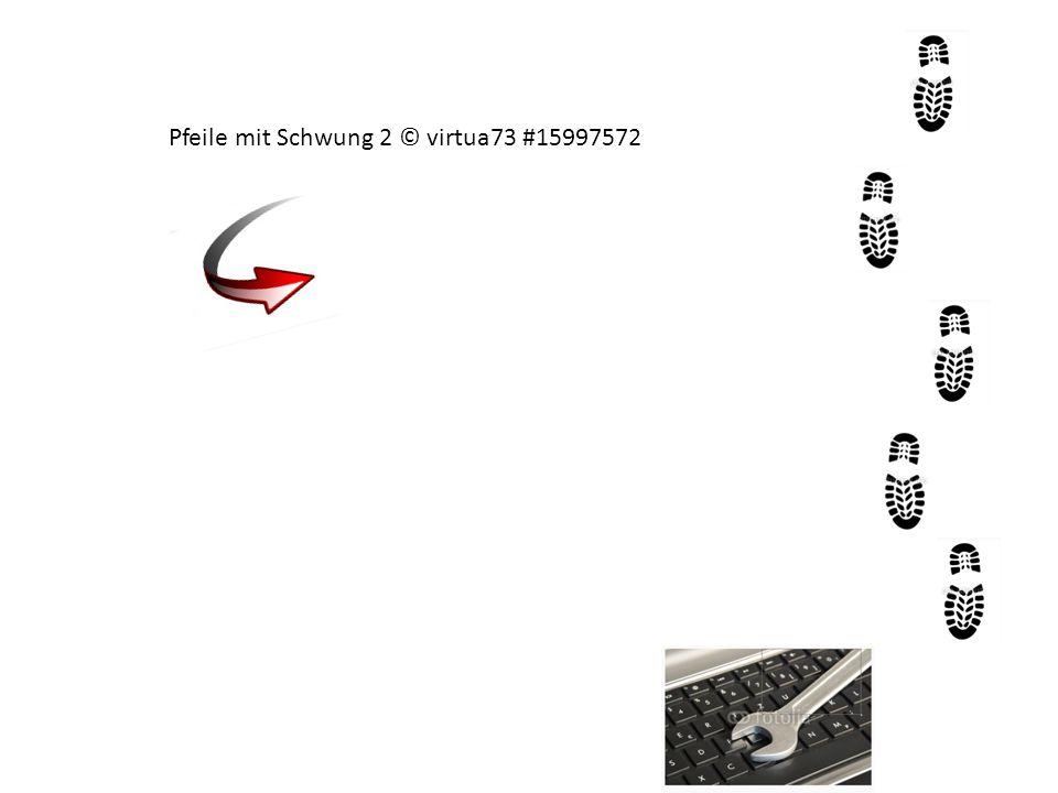 Pfeile mit Schwung 2 © virtua73 #15997572