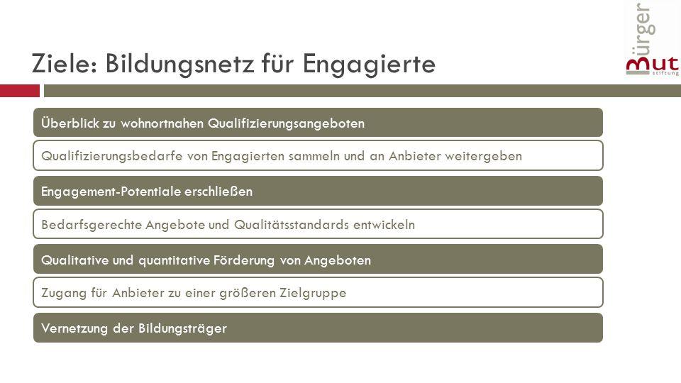 """Meilensteine 2010- 2011 2011 2012- 2013 2014 Studie des nexus-Instituts """"Ehrenamtliches Engagement in Thüringen ."""
