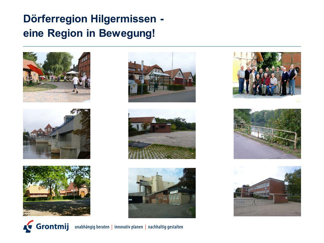 Dörferregion Hilgermissen - eine Region in Bewegung!