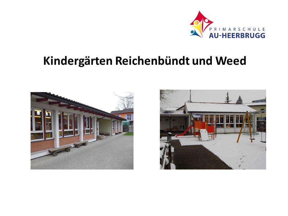 Realisation von drei Kindergarteneinheiten und einem Mehrzweckraum beim Schulhaus Blattacker Erweiterung / Umbau des Kindergartens Weed Ausquartierung der Kinder vom KG Weed während der Bauphase Variante DEZENTRAL