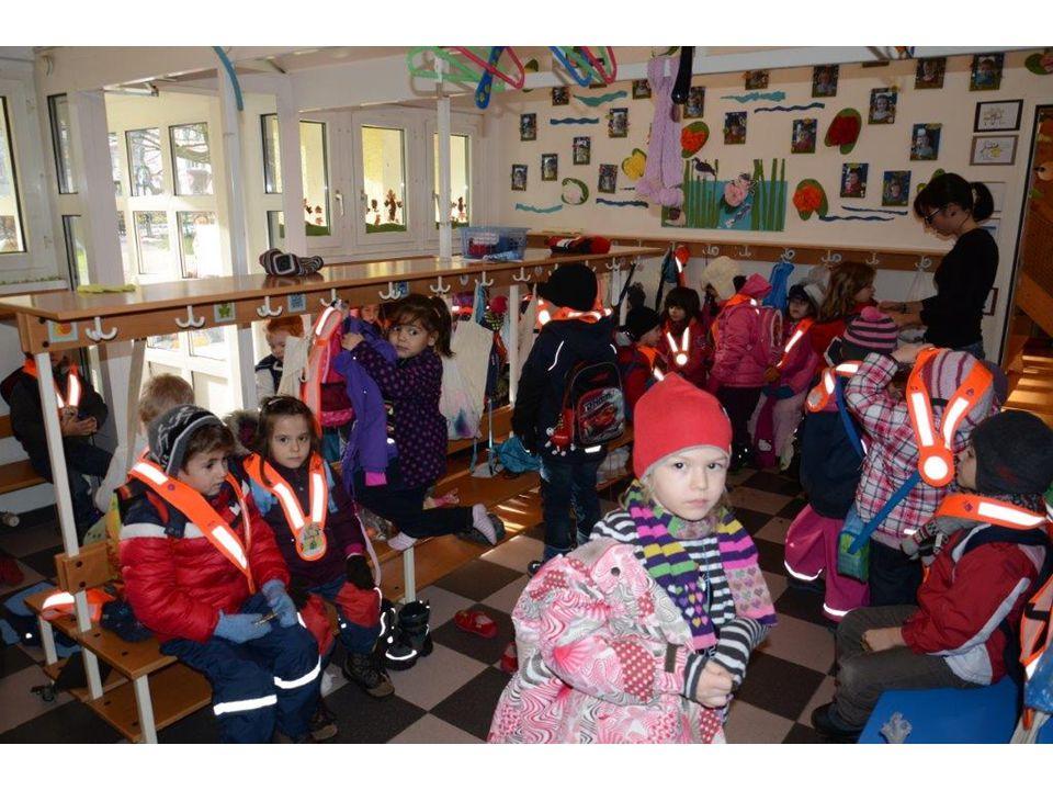Entwicklung Schülerzahlen im Kindergarten Heerbrugg