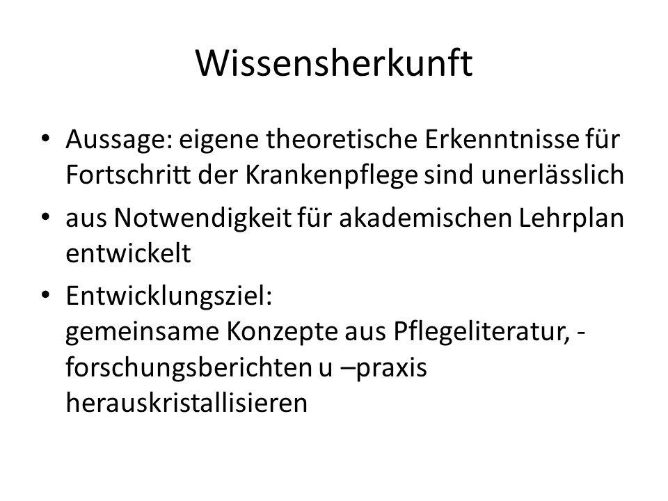 Kritik zur praktischen Umsetzung Meleis (1985): kulturelle Grenzen – Bsp.