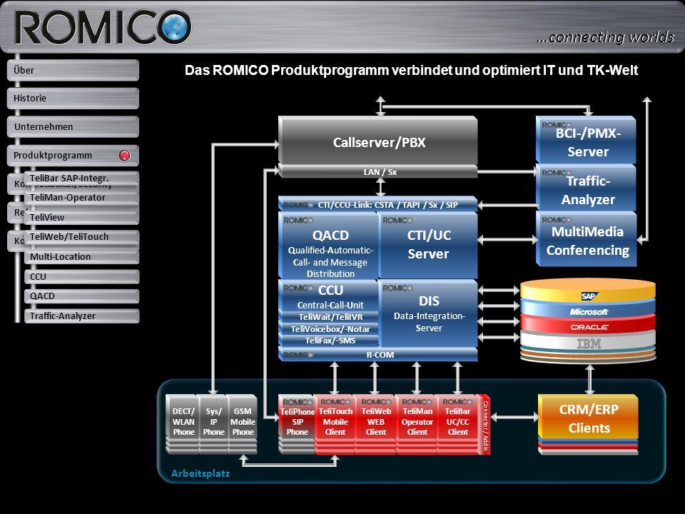 Die wichtigsten CC-Vorteile im Überblick: Quantitative und qualitative Traffic-Analyse...