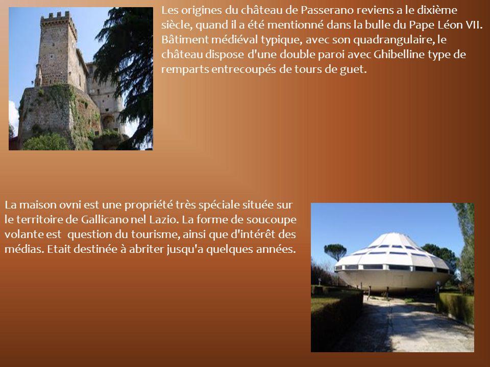 Les origines du château de Passerano reviens a le dixième siècle, quand il a été mentionné dans la bulle du Pape Léon VII. Bâtiment médiéval typique,