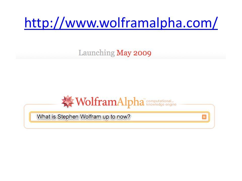 http://www.wolframalpha.com/