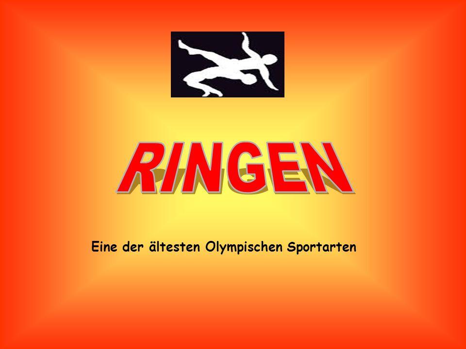 Eine der ältesten Olympischen Sportarten