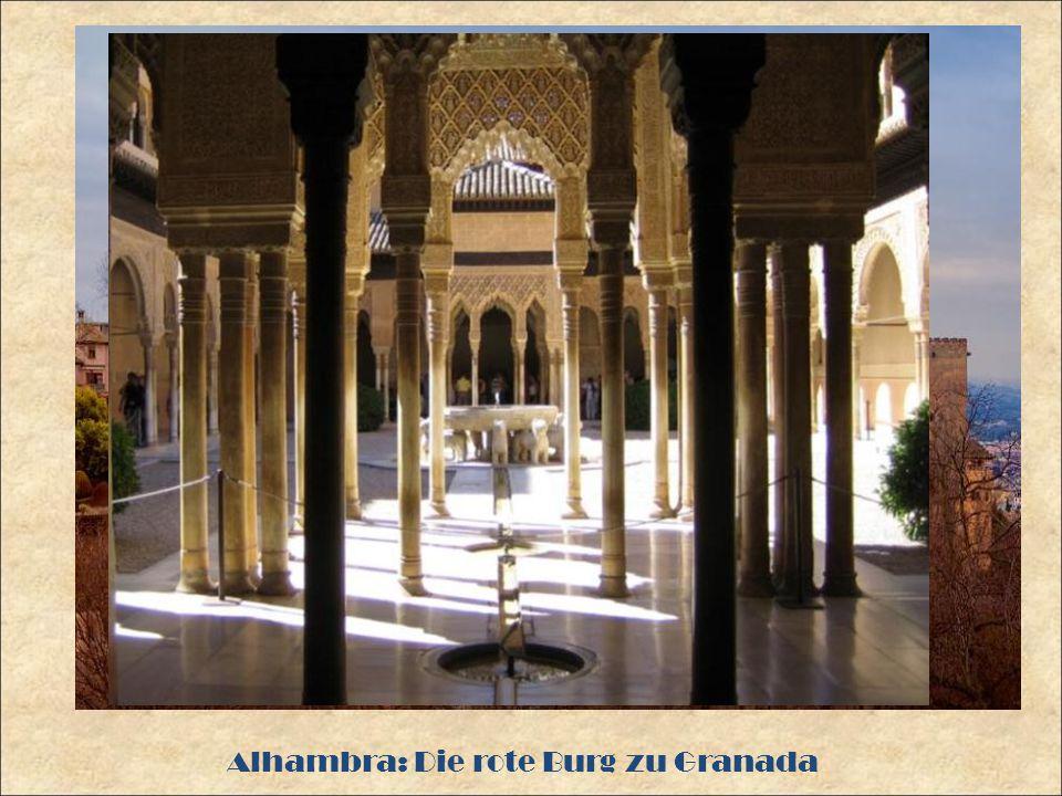 Maurisches Erbe: Die Mezquita zu Cordoba