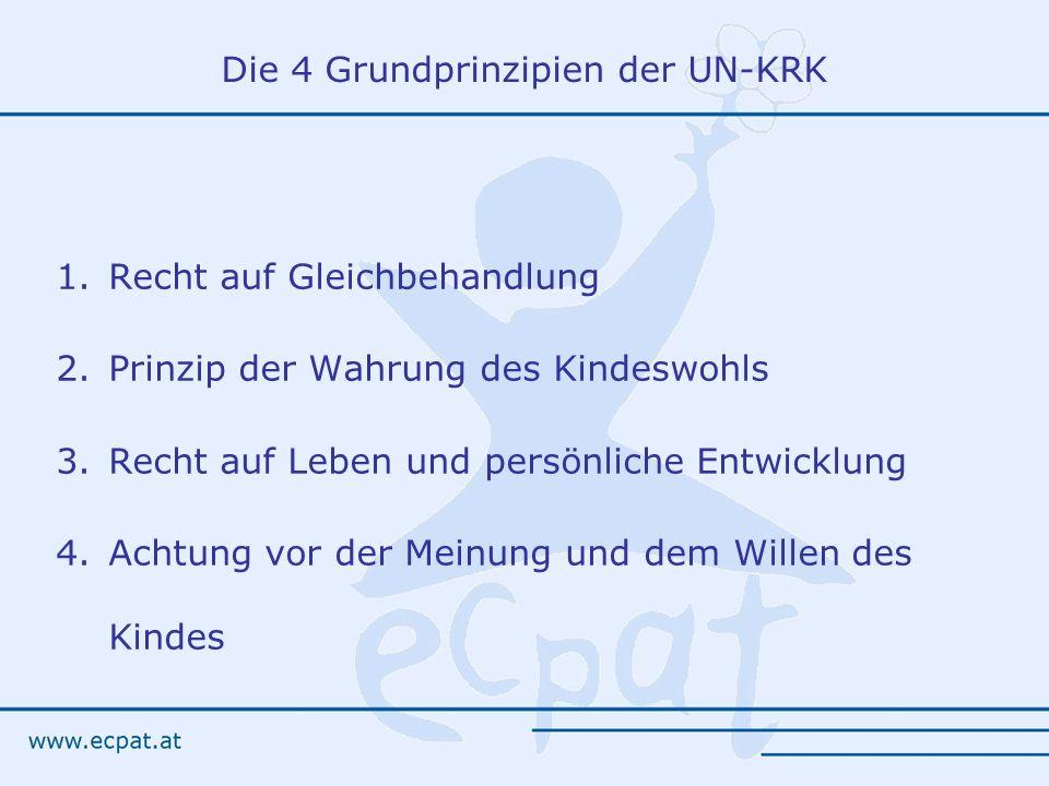 Kinderschutzeinrichtungen bieten: Z.B.