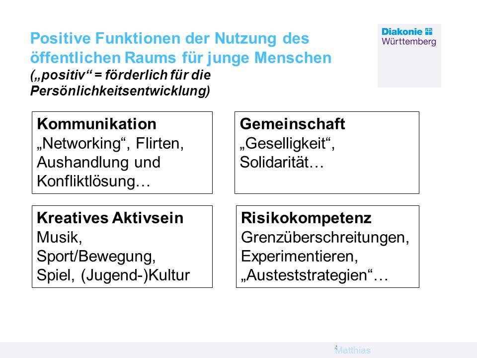 """4 Matthias Reuting, Diakonische s Werk Württemberg, Reuting.M@ diakonie- wue.de Kommunikation """"Networking"""", Flirten, Aushandlung und Konfliktlösung… G"""