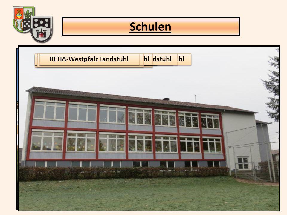 """Grundschule """"In der Au Landstuhl (GTS) Römerstr."""