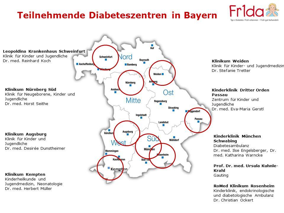 Kempten Klinikum Nürnberg Süd Klinik für Neugeborene, Kinder und Jugendliche Dr.