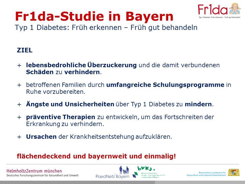 Validierter Test zur Typ 1 Diabetesfrüherkennung Screening auf multiple Inselautoantikörper *Achenbach et al., Diabetologia 2009; Ziegler et al., Diabetes 1999.