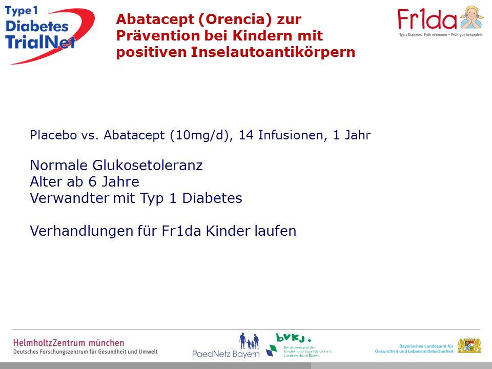 Placebo vs.