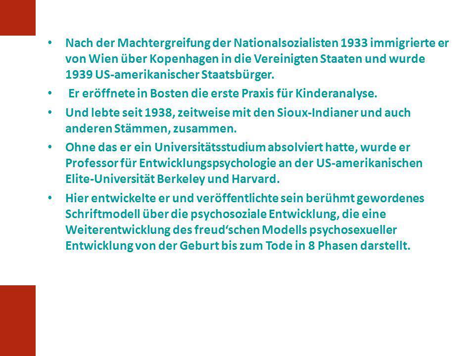 Nach der Machtergreifung der Nationalsozialisten 1933 immigrierte er von Wien über Kopenhagen in die Vereinigten Staaten und wurde 1939 US-amerikanisc