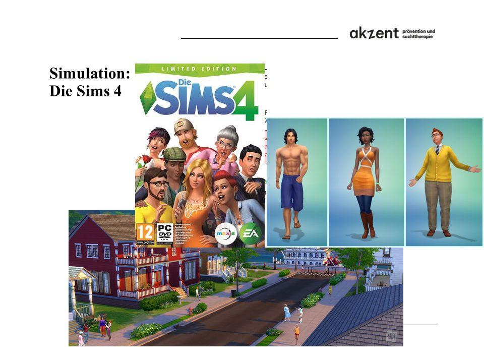 Simulation: Die Sims 4