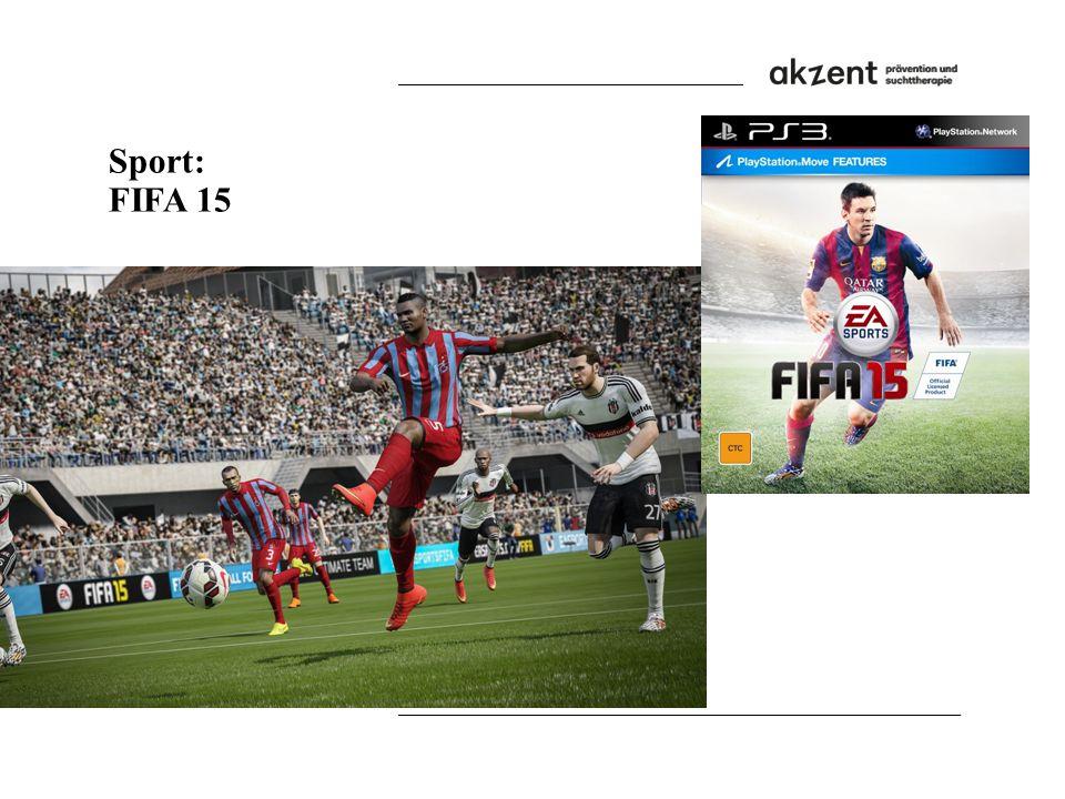 Sport: FIFA 15