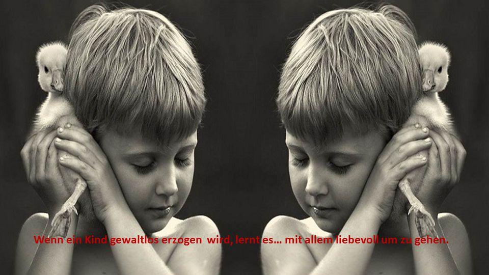 Wenn ein Kind beschämt wird, lernt es… sich schuldig zu fühlen.