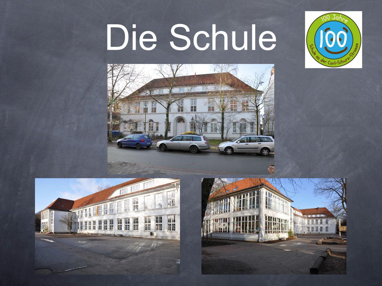 Unsere SchuleAnzahl Schüler264 Klassen12 Stand: Schuljahr 2014/2015