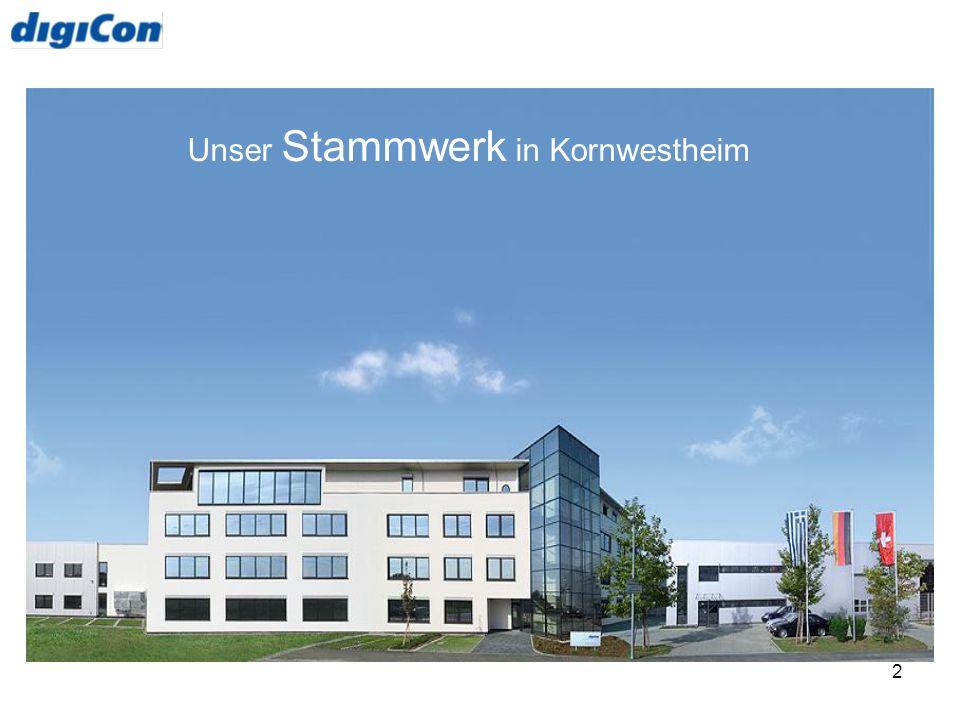 2 Unser Stammwerk in Kornwestheim