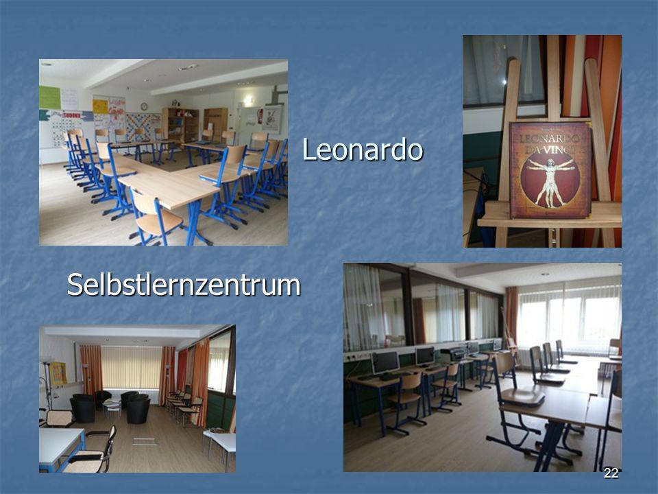 Leonardo Selbstlernzentrum 22