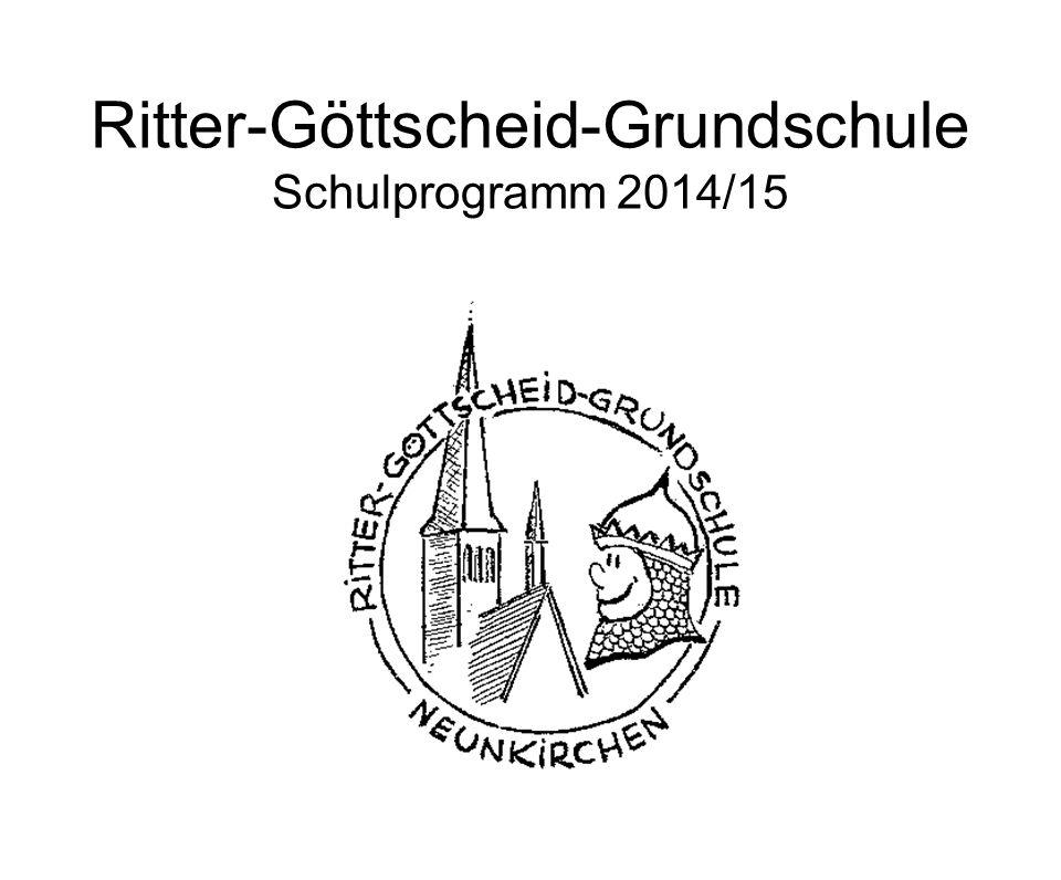 Ritter-Göttscheid-Grundschule Schulprogramm 2014/15
