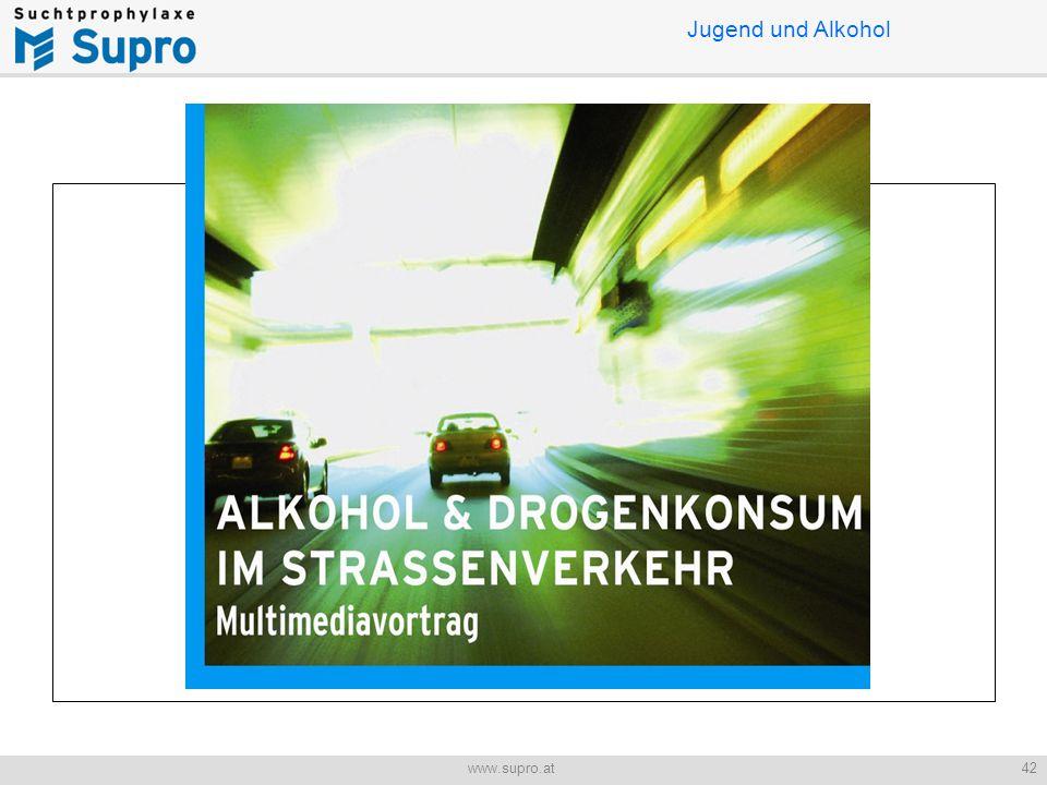 Jugend und Alkohol 42www.supro.at