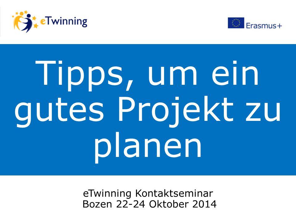 eTwinning Projekte = Beziehungen
