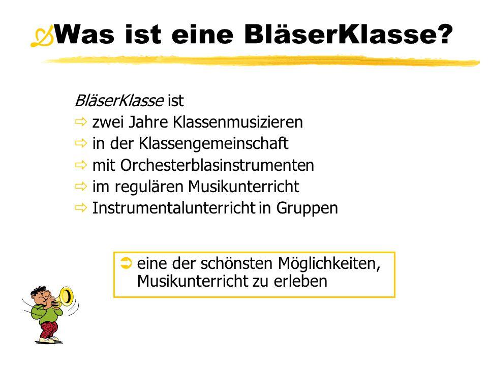 BläserKlasse an der KSR  Klasse 5 und 6  Instrumentalunterricht an der Schule  durch Fachkräfte der Musikschule Blaubeuren- Laichingen-Schelklingen  Zusammenarbeit mit den Musikvereinen und dem Musikhaus Reisser   Zwei Schulstunden Orchestermusizieren  bei Frau Langer / Frau Schmauder