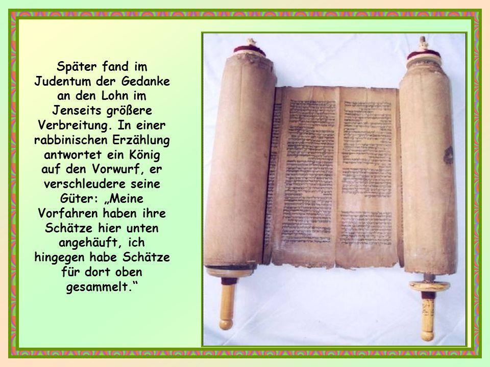 Dieser Anspruch war vor der Menschwerdung Jesu nicht so deutlich erkennbar.