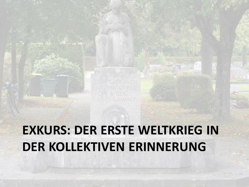 Das Denkmal in Selters heute Viele Menschen kennen das Denkmal heute zwar nicht mehr, da es sehr abgelegen liegt, sind jedoch der Meinung, dass ein De
