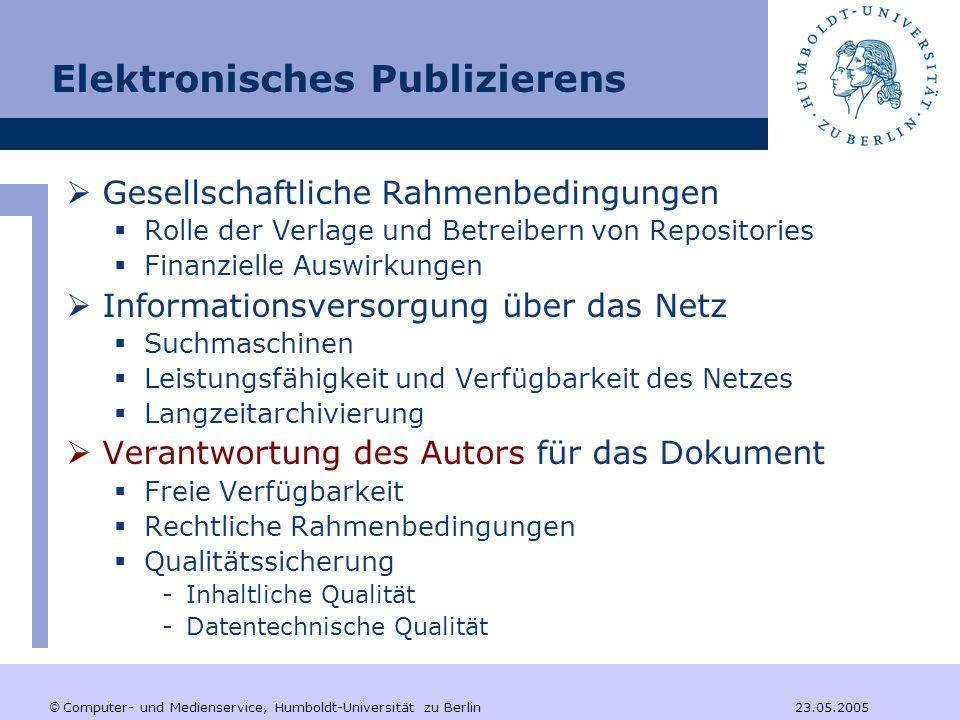 """Publikations- komponenten """"Idee Dokument (Word) Dokument (XML) Dokument (HTML) Dokument (PDF) Digitale Signatur Autoren- werkzeuge Kontroll- und Korrektur- werkzeuge Konvertierungswerkzeuge Metadaten- werkzeuge Werkzeuge für die Langzeit- archivierung Daten- bank Was sind Publikationskomponenten."""